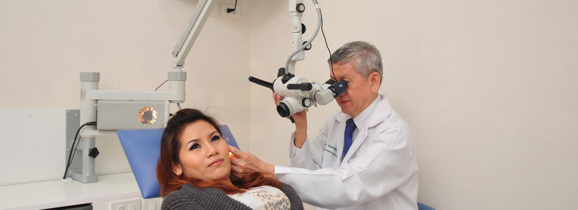 <small>หูอื้อ หูตึง เวียนหัว เสียงในหู</small>ปรึกษาแพทย์ผู้เชี่ยวชาญเฉพาะทาง